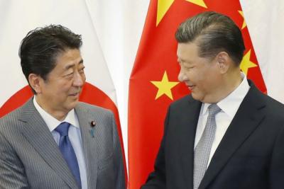 جاپانی وزیر اعظم شنزو آبے چین کا دورہ کریں گے