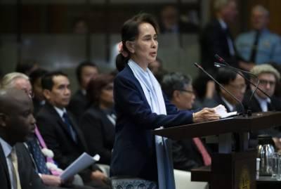 روہنگیامسلمانوں نے آنگ سانگ سوچی کا نسل کشی سے متعلق بیان مسترد کردیا