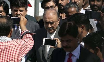 سابق صدرآصف زرداری کوآج کراچی کےاسپتال منتقل کیاجائیگا