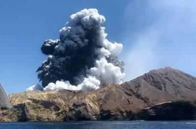 نیوزی لینڈ:آتش فشاں پھٹنے سے16افرادجاں بحق،ہلاک ہونے والوں کی تلاش جاری