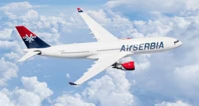 ایئر سربیا نے استنبول کے لیے دوبارہ پروازیں شروع کر دیں