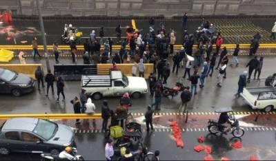 ایران میں حالیہ احتجاج کے دوران 1360 مظاہرین ہلاک، 10 ہزار گرفتار