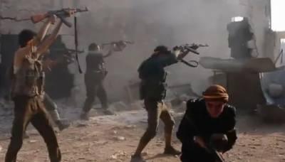 ادلب میں اسدی فوج اور باغیوں میں لڑائی، 26 افراد ہلاک
