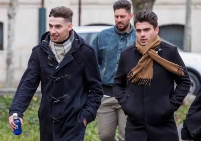 فٹ بال کے تین سابق ہسپانوی کھلاڑیوں کو اجتماعی زیادتی کیس میں 38 سال قید کی سزا