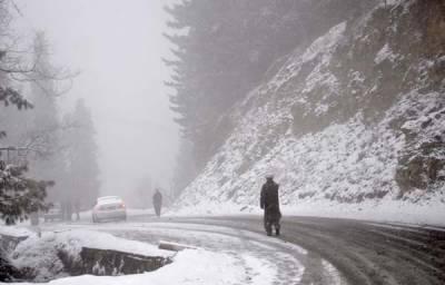 ایبٹ آباد میں سردی کی شدت میں اضافہ، بچوں اور بوڑھوں میں نمونیا کی وباءشدت اختیار کر گئی