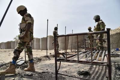 نائیجر' دہشتگردوں کا فوجی اڈے پر حملہ،ہلاکتوں کی تعداد 78 ہو گئی