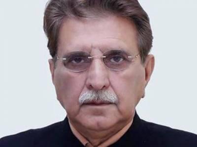 حکومت پاکستان کو شملہ معاہدہ سے نکل آناچاہیے۔ راجہ محمد فاروق حیدر خان