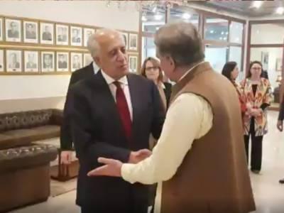 پاکستان افغان امن عمل میں سہولت کار کا کردار سنجیدگی سے جاری رکھے گا:وزیرخارجہ شاہ محمود قریشی