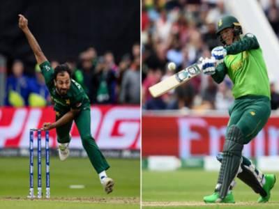 جنوبی افریقہ آئندہ سال پاکستان میں 3 ٹی 20میچز کھیلنے پر راضی