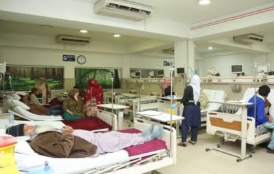 لاہور:پی آئی سی کو مکمل طور پر کھول دیا گیا