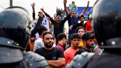 سلامتی کونسل کا عراق میں مظاہرین پر تشدد کے سلسلے میں اظہار تشویش