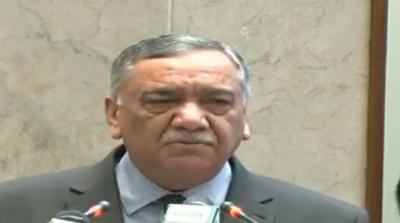 تبدیلی وہی لوگ لاتے ہیں، جو رسک لینے کو تیار ہوتے ہیں: آصف سعید کھوسہ