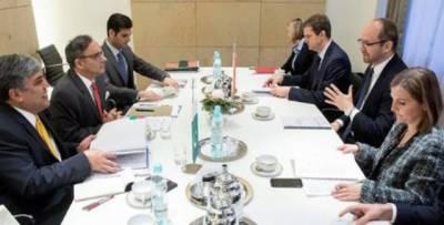پاکستان اورپولینڈکامختلف شعبوں میں تعاون بڑھانےپراتفاق