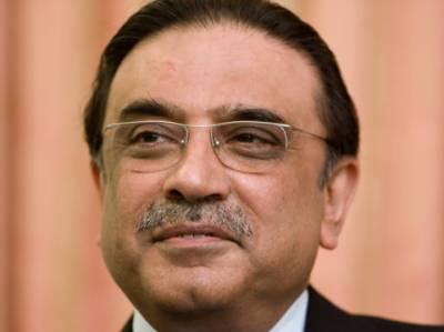 سابق صدر آصف علی زرداری بلاول ہاس کراچی سے نجی اسپتال منتقل
