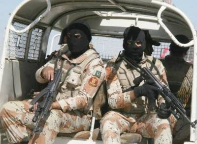 کراچی:مختلف علاقوں میں رینجرز کا سرچ آپریشن، 20مشتبہ افراد گرفتار
