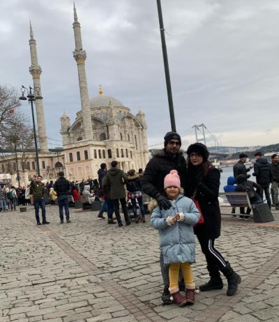 فیصل قریشی چھٹیاں منانے ترکی پہنچ گئے