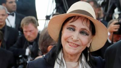 فرانسیسی اداکارہ اینا کارینا انتقال کر گئیں