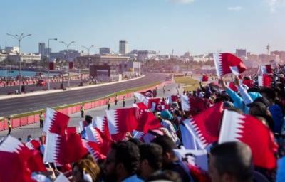 قطر میں 48 واں یوم آزادی منایا گیا