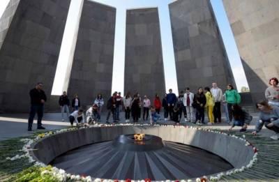 ٹرمپ انتظامیہ کا آرمینیائی باشندوں کے قتلِ عام کو نسل کشی تسلیم کرنے سے انکار