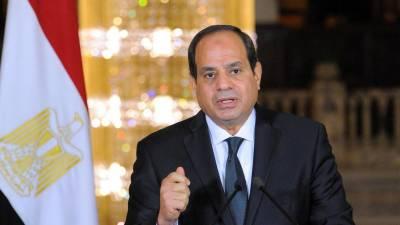 قطر کے ساتھ تعلقات میں بہتری نہیں آئی، مصری صدرالسیسی