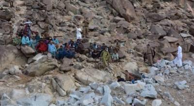 مکہ کے پہاڑوں میں چھپے 80 غیر قانونی تارکین گرفتار