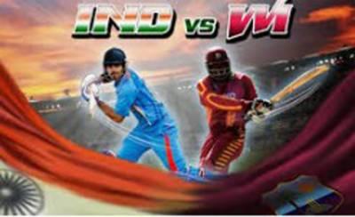 بھارت اور ویسٹ انڈیز کے درمیان تیسرا اور فیصلہ کن ایک روزہ بین الاقوامی کرکٹ میچ اتوار کو کھیلا جائے گا