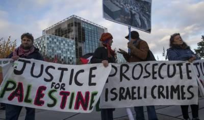 عالمی عدالت انصاف کا اسرائیلی جنگی جرائم کی تحقیقات کا اعلان