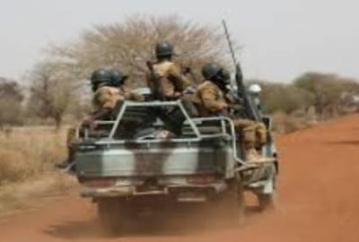 برکینا فاسو:سیکورٹی فورسز اور جنگجوؤں کے درمیان جھڑپیں 115افراد ہلاک