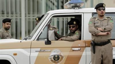 مکہ مکرمہ میں 112 غیر قانونی تارکین وطن گرفتار