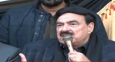 عمران خان کا نام احتساب خان ہے، لوٹی دولت واپس لائے گا: شیخ رشید