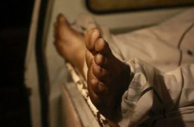 لاڑکانہ:بیوی نے پڑوسی سے مل کر شوہر کوقتل کردیا
