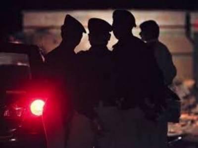 سیالکوٹ پولیس مقابلہ، چار ڈاکو ہلاک، دو موقعہ سے فرار