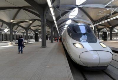 حرمین ہائی سپیڈ ٹرینز کی یومیہ تعداد 16 کر دی گئی