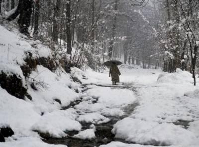 گلگت بلتستان شدید سردی کی لپیٹ میں