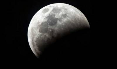 2020 کا پہلا چاند گرہن 10 اور 11 جنوری کی درمیانی شب کو ہوگا