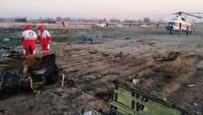 ایران:مسافر طیارہ گر کر تباہ,180 مسافر سوار تھے