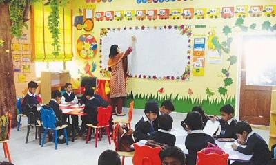 اسلام آباد: تمام نجی اسکول معمول کے مطابق کھلے ہیں: سیکریٹری پرائیوٹ اسکولز