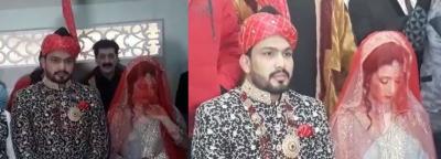 قومی ریسلرانعام بٹ رشتہ ازدواج میں منسلک ہوگئے