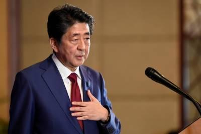 جاپانی وزیر اعظم مشرق وسطیٰ کے تین ممالک کے دورے پر روانہ ہوں گے
