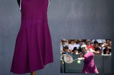آسٹریلیا آتشزدگی:امریکی ٹینس سٹار سرینا ولیمز نے فائر فائٹرز کیلئے لباس عطیہ کردیا