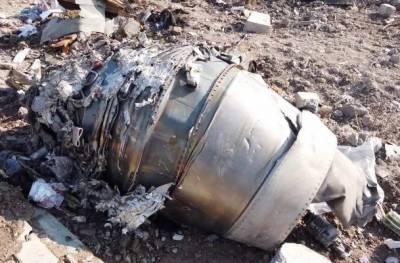 یوکرین کا مسافر طیارہ انسانی غلطی سے حملے کا نشانہ بنا:ایران کا اعتراف