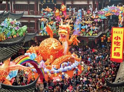 چین میں جشن بہار کی سرگرمیوں کا باضابطہ آغاز ، 3 ارب افراد کی آمدورفت متوقع