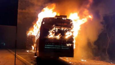 شمالی بھارت میں مسافر بس اور ٹرک کے درمیان تصادم، 15 افراد ہلاک، 25 زخمی