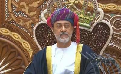 ھیثم بن طارق نے عمان کے نئے سلطان کا حلف اٹھا لیا