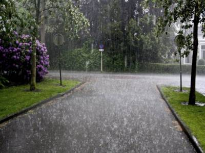 ملک کےزیادہ ترحصوں میں اتوارسے بارش کی پیشنگوئی