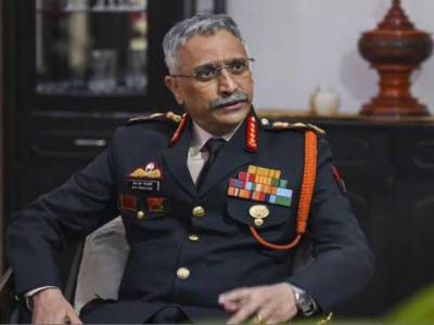 پارلیمان نے حکم دیا تو آزادکشمیر حاصل کرنے کے لیے کارروائی کریں گے: بھارتی آرمی چیف جنرل منوج مکند نرو کی ہرزہ سرائی