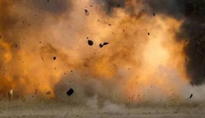 افغانستان:سڑک پر نصب بم دھماکے میں 2امریکی فوجی ہلاک
