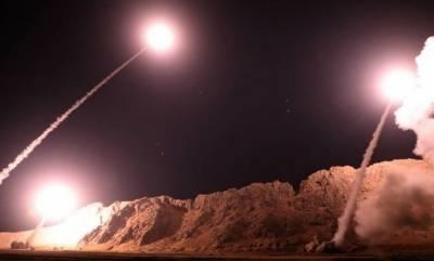 ایرانی میزائل حملہ خوفناک تھا: امریکی ٹی وی رپورٹ