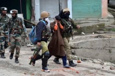 بھارتی فوجیوں کی ریاستی دہشتگردی کی تازہ کارروائی،2کشمیری نوجوان شہید