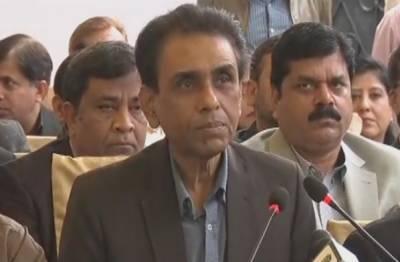 حکومت کیلئے بڑا دھچکا,خالد مقبول صدیقی کا کابینہ سے علیحدہ ہونے کا اعلان